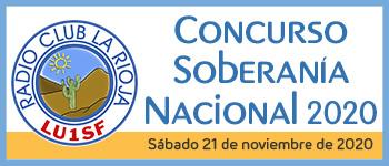 (LU1SF) Concurso Soberanía Nacional (2020)